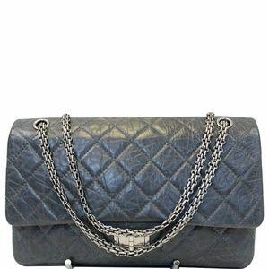 CHANEL 2.55 Reissue Mademoiselle Lock Shoulder Bag